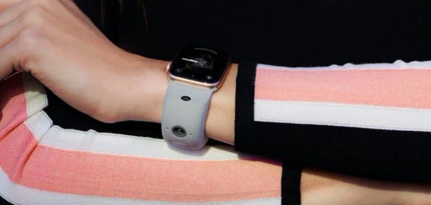 Bracelet photo vidéo Wristcam Apple Watch
