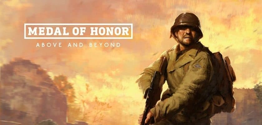 Medal of Honor Above and Beyond configuration PC