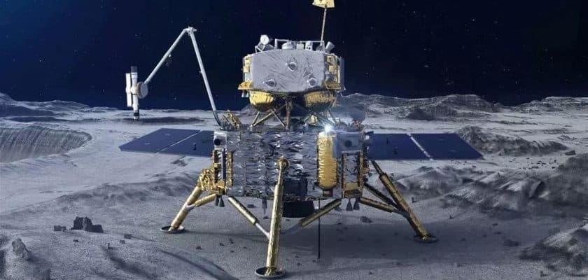Mission spatiale Lune succès Chine