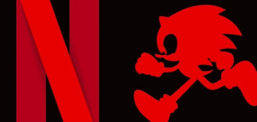 Netflix série Sonic
