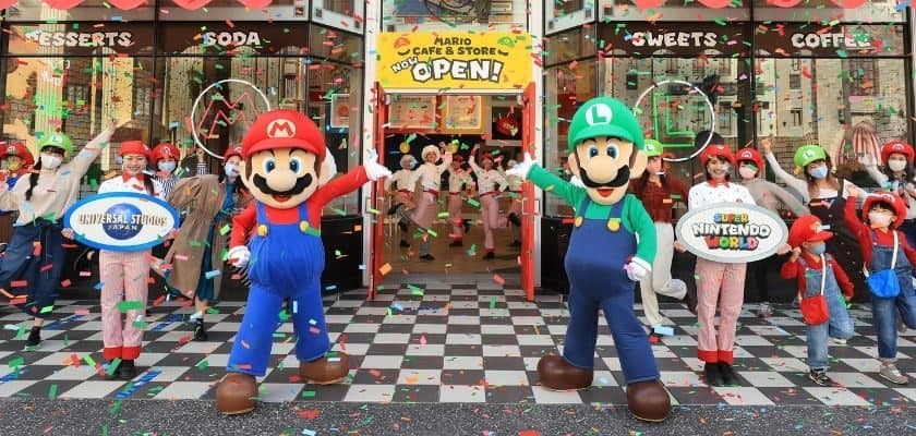 Super Nintendo World date ouverture parc