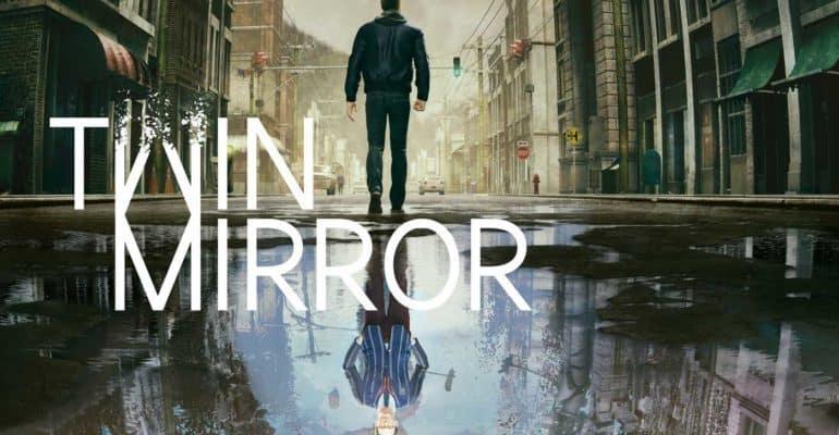 Twin Mirror jeu vidéo sortie