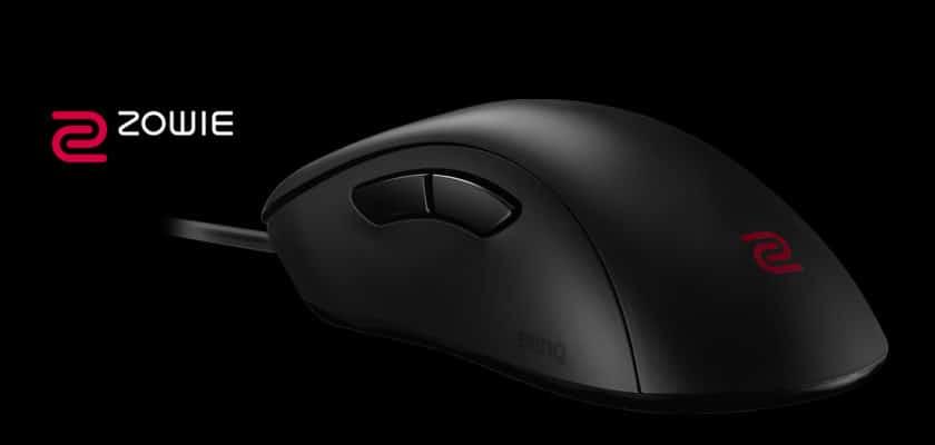 Le visuel officiel des souris Zowie série EC