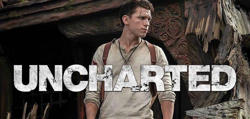 Film Uncharted adaptation jeu vidéo