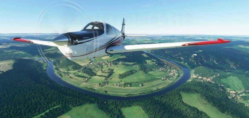 Flight Simulator date sortie mise à jour