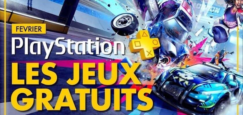 PlayStation Plus jeux gratuits février 2021 avis liste