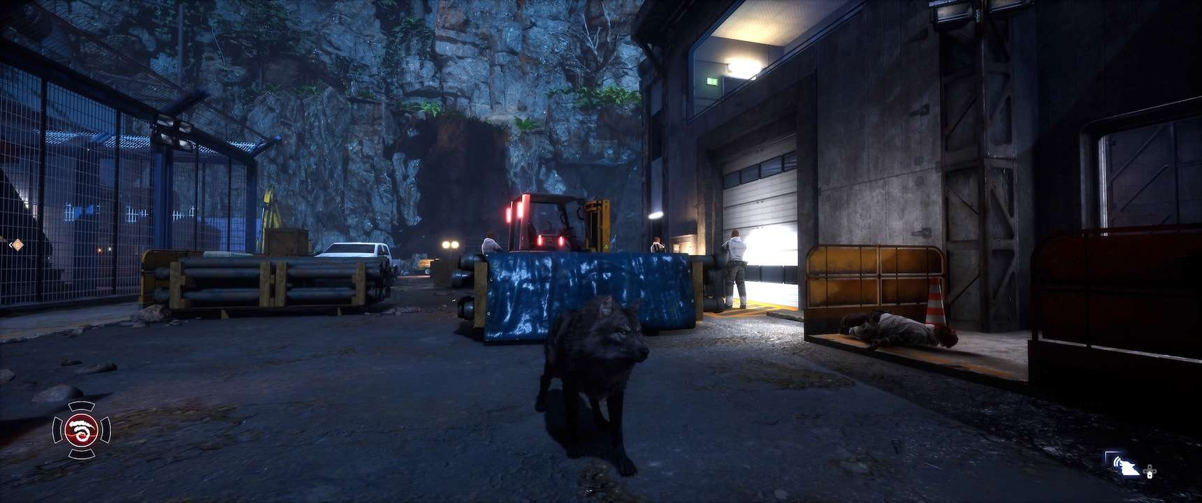 Dans Werewolf The Apocalypse vous allez finalement plus vous cacher que combattre