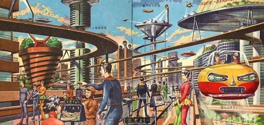 Le rétrofuturisme c'est le futur vu par le passé.