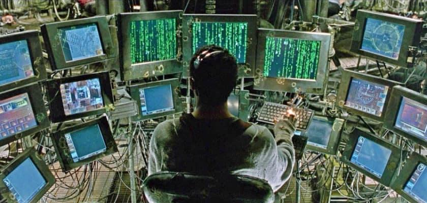 Matrix est une oeuvre Cyberpunk