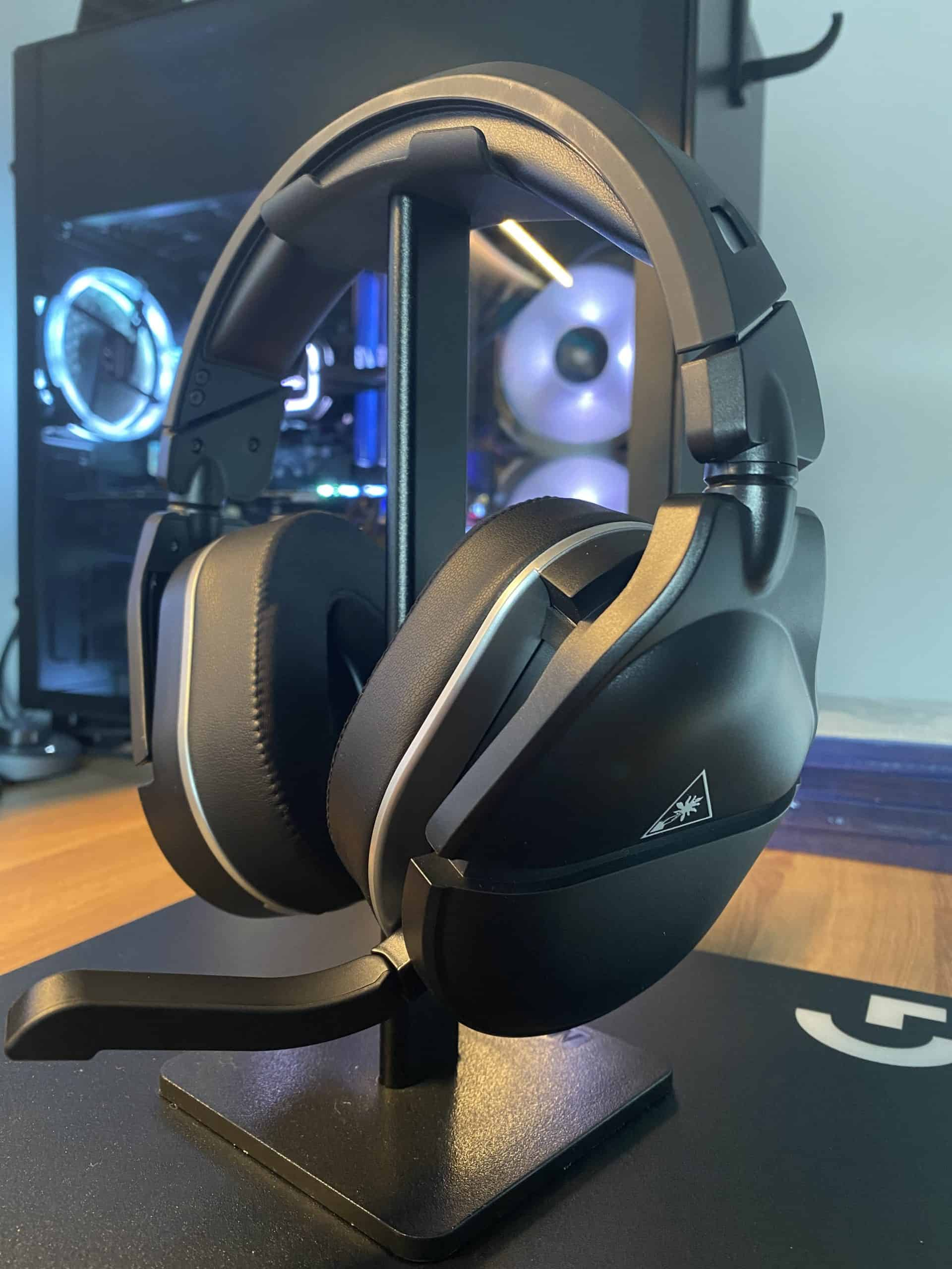 Le micro rétractable du Turtle Beach Stealth 700 Gen 2
