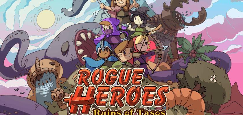 Rogue Heroes Ruins of Tsasos