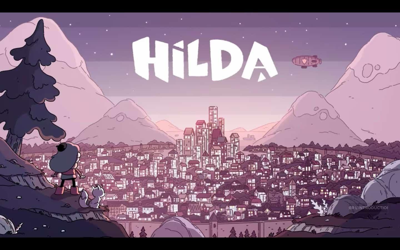 Hilda est aussi bon en série qu'en BD