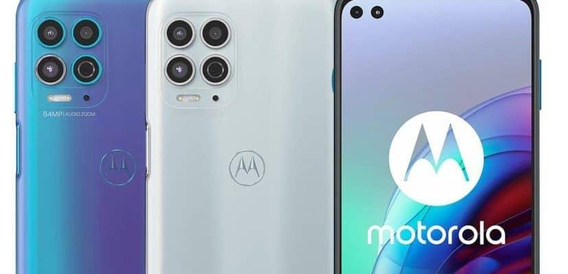 Découvrez le prochain smartphone Moto G100