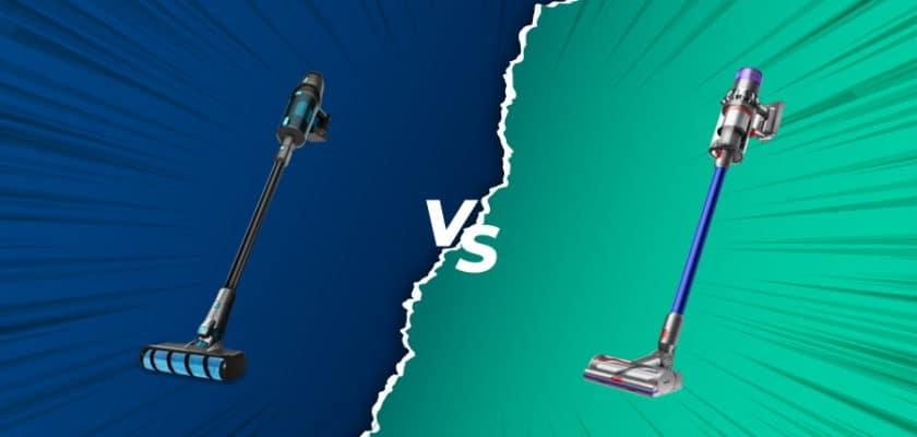Rockstar 900 vs Dyson V11-900