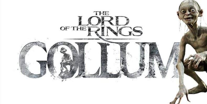 Le seigneur des anneaux Golum