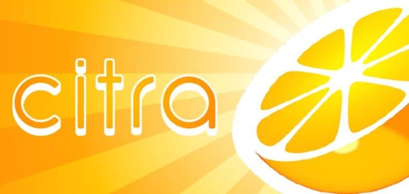 Citra emulateur 3DS pour PC