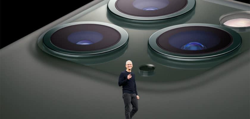 Keynote Apple - toujours un évènement