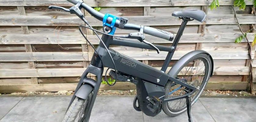 Le vélo électrique intelligent iweeech