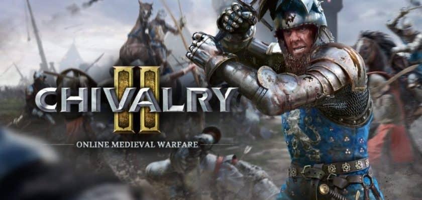 Le visuel officiel de Chivalry 2