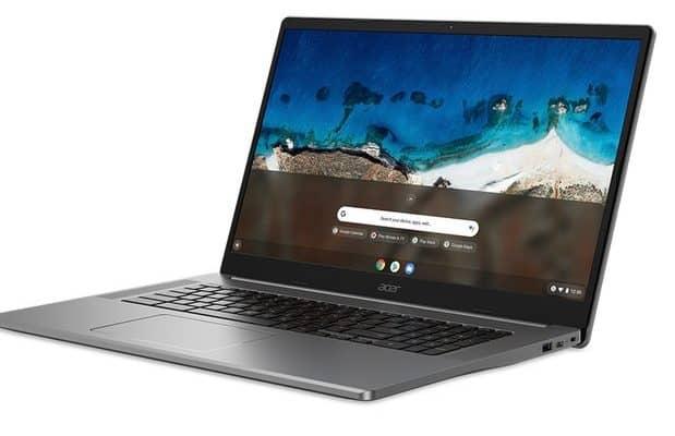 Acer Chromebook 17 pouces