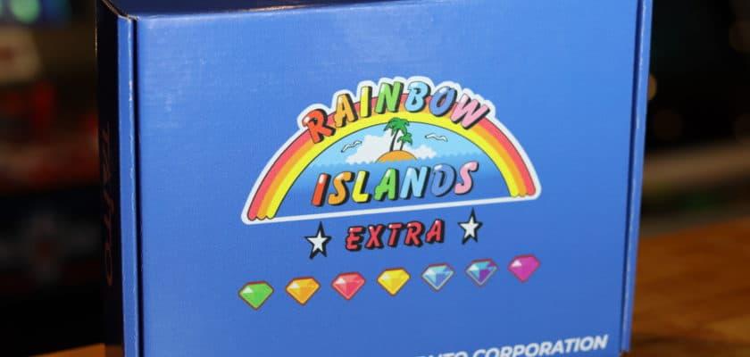 Rainbow Islands collector