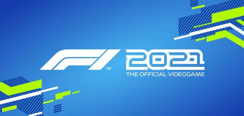 Le visuel officiel de F1 2021
