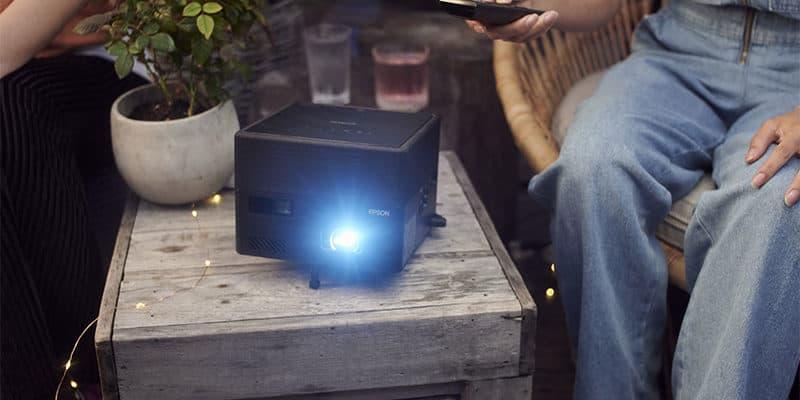 projecteur epson ef-12