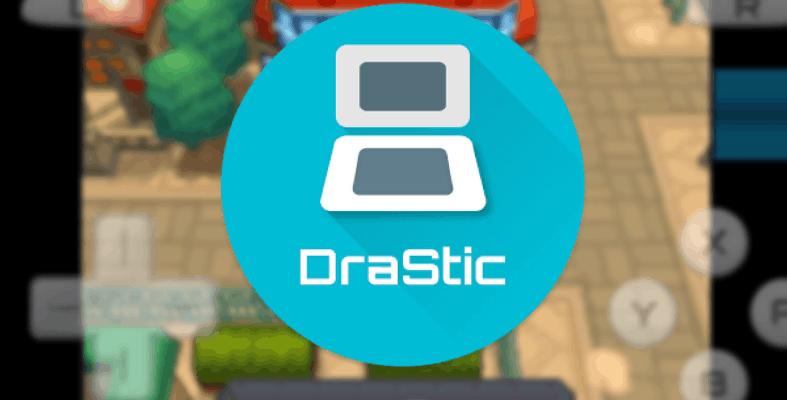 Drastic Emulateur PC