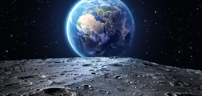 Combien de temps pour aller sur la lune?