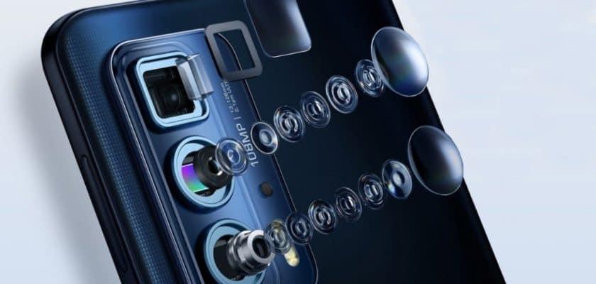 Motorola Edge 20 Pro test