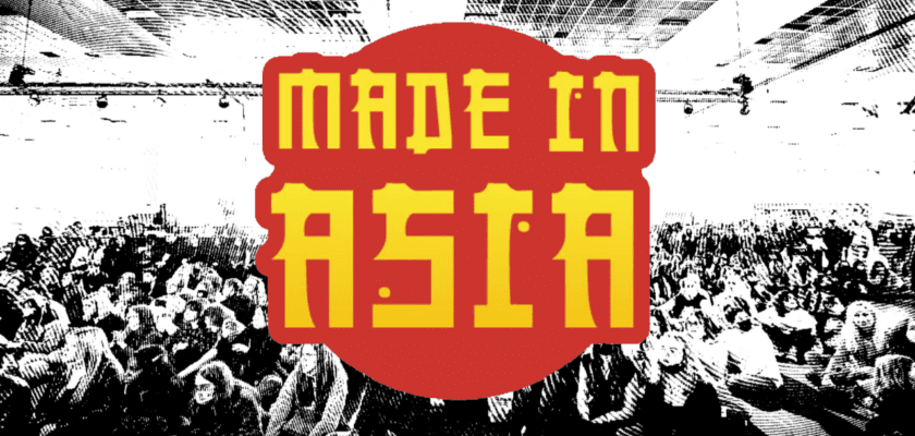 Made in Asia 2021 logo