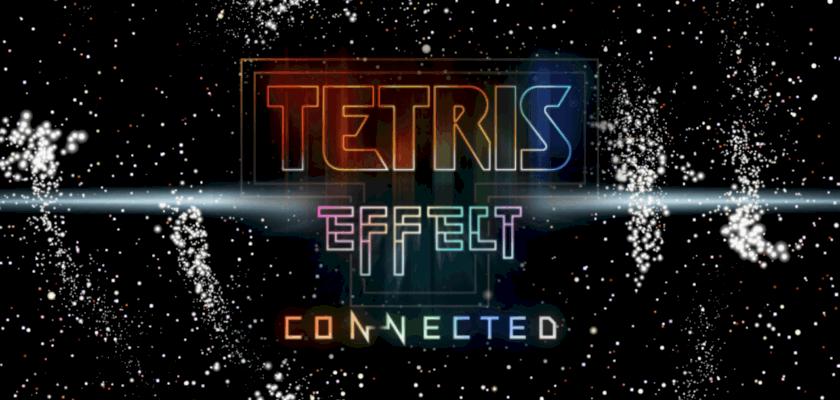 Tetris effect connected logo